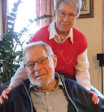 Edith und Ernst Grefe feiern DiamantHochzeit