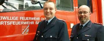 Ab April gibt es einen neuen Gemeindebrandmeister in Oyten