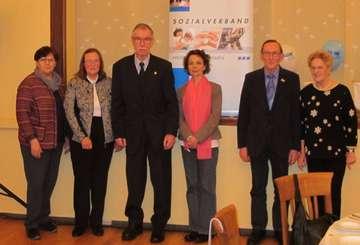 Jahreshauptversammlung des VdK in Oyten
