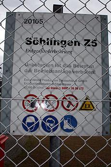 Gerade in Söhlingen machen sich viele Menschen wegen eventueller Gefahren von der Erdgasförderung Sorgen