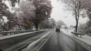 Winterwetter sorgt für zahlreiche Unfälle und Staus