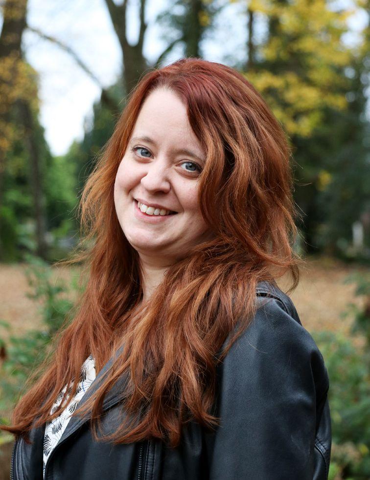 Anja von Issendorff ist seit dem 1. Oktober die Seelsorgerin im Hospiz