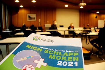 Landkreis Rotenburg beginnt mit CoronaSchutzimpfung  Von Nina Baucke