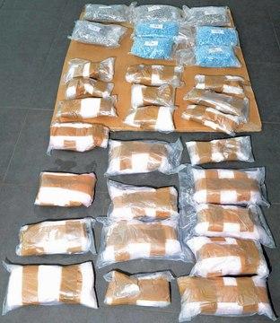 Polizei nimmt mutmaßlichen Drogenschmuggler fest