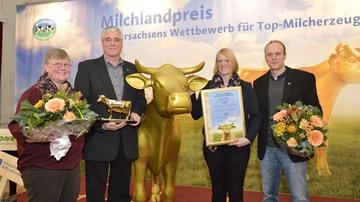 Familie Neumann gewinnt Erzeugerpreis  Von Nina Baucke