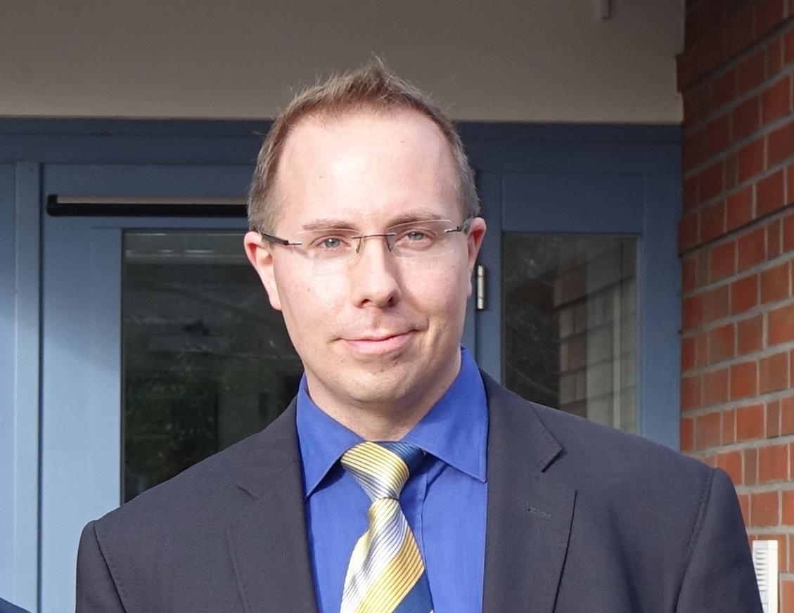 Tobias Krüger kandidiert ohne Konkurrenz für das Amt des Samtgemeindebürgermeisters in Fintel.