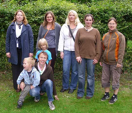 Die Mitglieder der Lauenbrücker Initiative Pro IGS Fintauschule hoffen bei der südkreisweiten Elternbefragung auch auf Stimmen aus Scheeßel