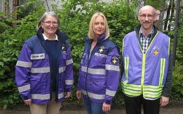 Pastorin Karin Klement engagiert sich auf dem HurricaneFestival  Von Andrea Winterhalter