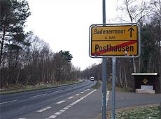 Der Änderungsentwurf des Landes-Raumordnungsprogramms sieht im Bereich Posthausen-Schanzendorf und Badenermoor ein neues Vorranggebiet zur Rohstoffgewinnung von Torf vor. Dagegen spricht sich unter anderem der Ortsrat Posthausen aus                                                                           Foto: Mertins