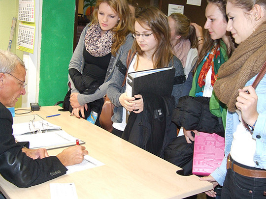 Am Ratsgymnasium fand die Juniorwahl statt