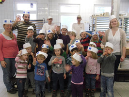 In der Adventsbäckerei