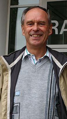 Manfred Radtke von der BUND-Gruppe Rotenburg