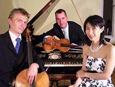 Das Trio Margaux gastiert am Donnerstag, 18. Februar, in der Aula der Rotenburger Realschule