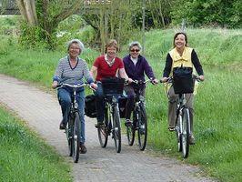 Fahrradtour nach Appel