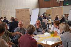 Viele gute Ideen für künftige Planung