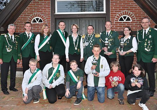 Der Schützenverein Wittkopsbostel lädt zum ausgelassenen Feiern ein