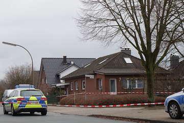 Polizei nimmt tatverdächtigen Ehemann fest  Ermittlungen dauern an