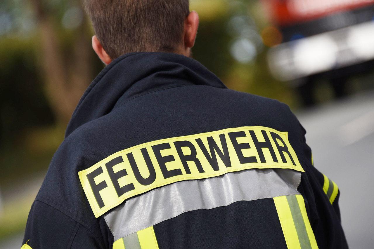 Am Sonntag mussten die Scheeßeler und Jeersdorfer Kameraden grundlos ausrücken. Foto: Andreas Schultz