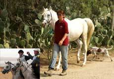 Mit Pferden in einem Land des Umbruchs