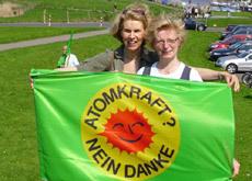 Twesten und Villwock zeigen Flagge