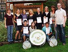 Junge Musiker geehrt