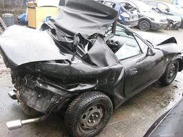 Neun Unfallbeteiligte