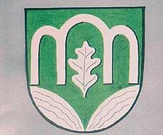 Das neue Wappen der Gemeinde Kalbe   Foto: Archiv
