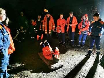 Junge Brandschützer meistern Orientierungsmarsch in Stuckenborstel