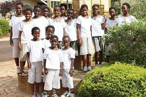Chor aus Uganda in Visselhövede