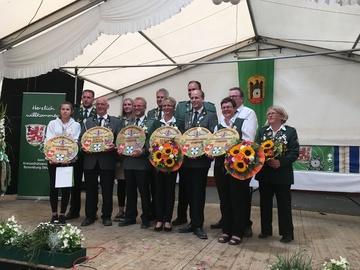 Wittorf ist bereit für das große Kreisschützenfest 2019