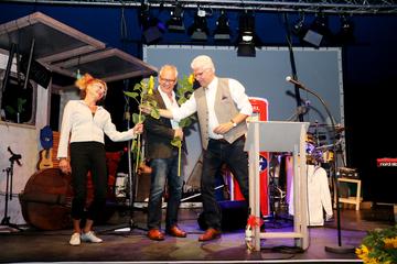 Karin Schroeder und Andreas Goehrt feiern 25 Jahre Theater Metronom  Von Nina Baucke