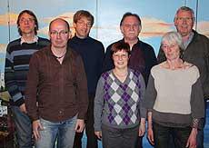 Der Vorstand des Bürgerbusvereins Visselhövede   Foto: Hartmann
