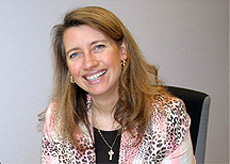 Bürgermeisterin Franka Strehse
