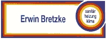 Erwin-Bretzke-Heizung & Sanitär