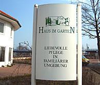 Haus im Garten Seniorenpflegeheim GmbH