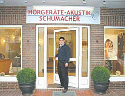 Hörgeräte- Akustik Schumacher