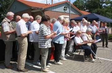 Westervesede: 100 Jahre Dorfgemeinschaftshaus