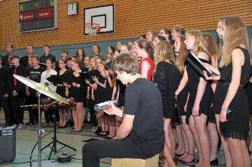 Abiturentlassung Eichenschule Scheeßel