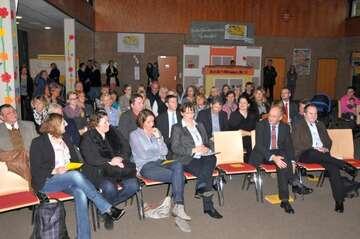 Grundschule Scheeßel: Ernennungsfeier Rektorin Nerding-Ehlbeck