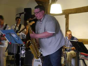 Jazz open Air Brockenwischhus in Hemslingen