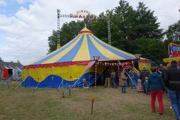 Zirkus-Projekt der Grundschule Scheeßel - Teil 1
