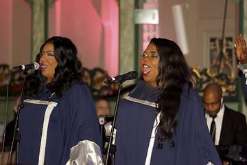 Scheeßel: New York Gospel Stars