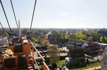 Über den Dächern Rotenburgs