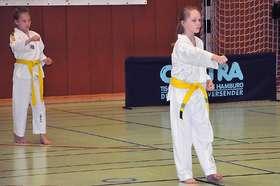Taekwondo-Turnier in Bomlitz