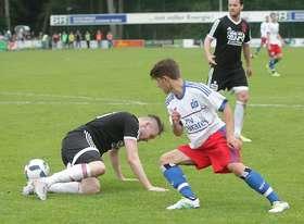 Testspiel Rotenburger SV - Hamburger SV