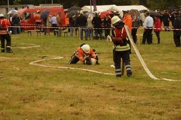 Feuerwehr Kreiswettbewerb
