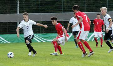U 16: Deutschland gegen Österreich