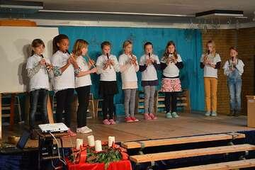 Festakt 50 Jahre Löwenzahn-Grundschule