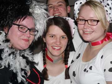 Fasching in Süderwalsede