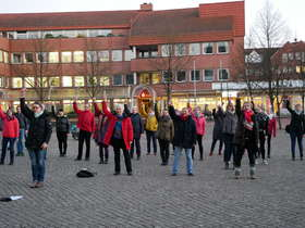 One Billion Rising in Rotenburg